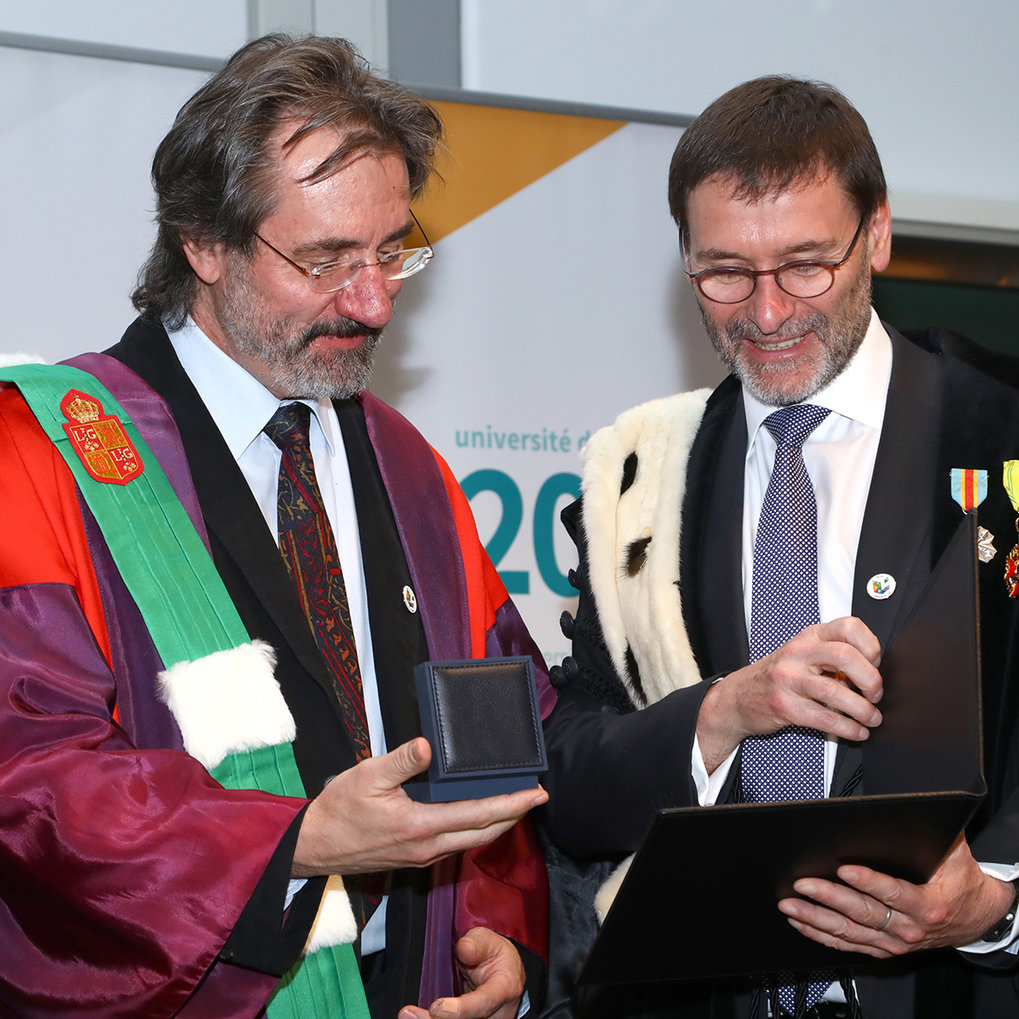 Honorary Doctorate for Steven Vertovec