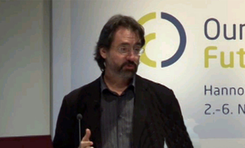 "Steven Vertovec (MMG): ""Our Common Future- Keynote Lecture"""