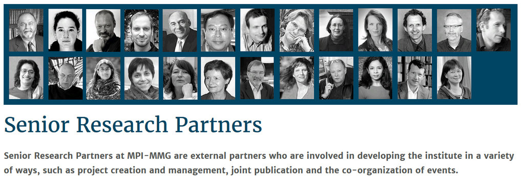 Senior Research Partners