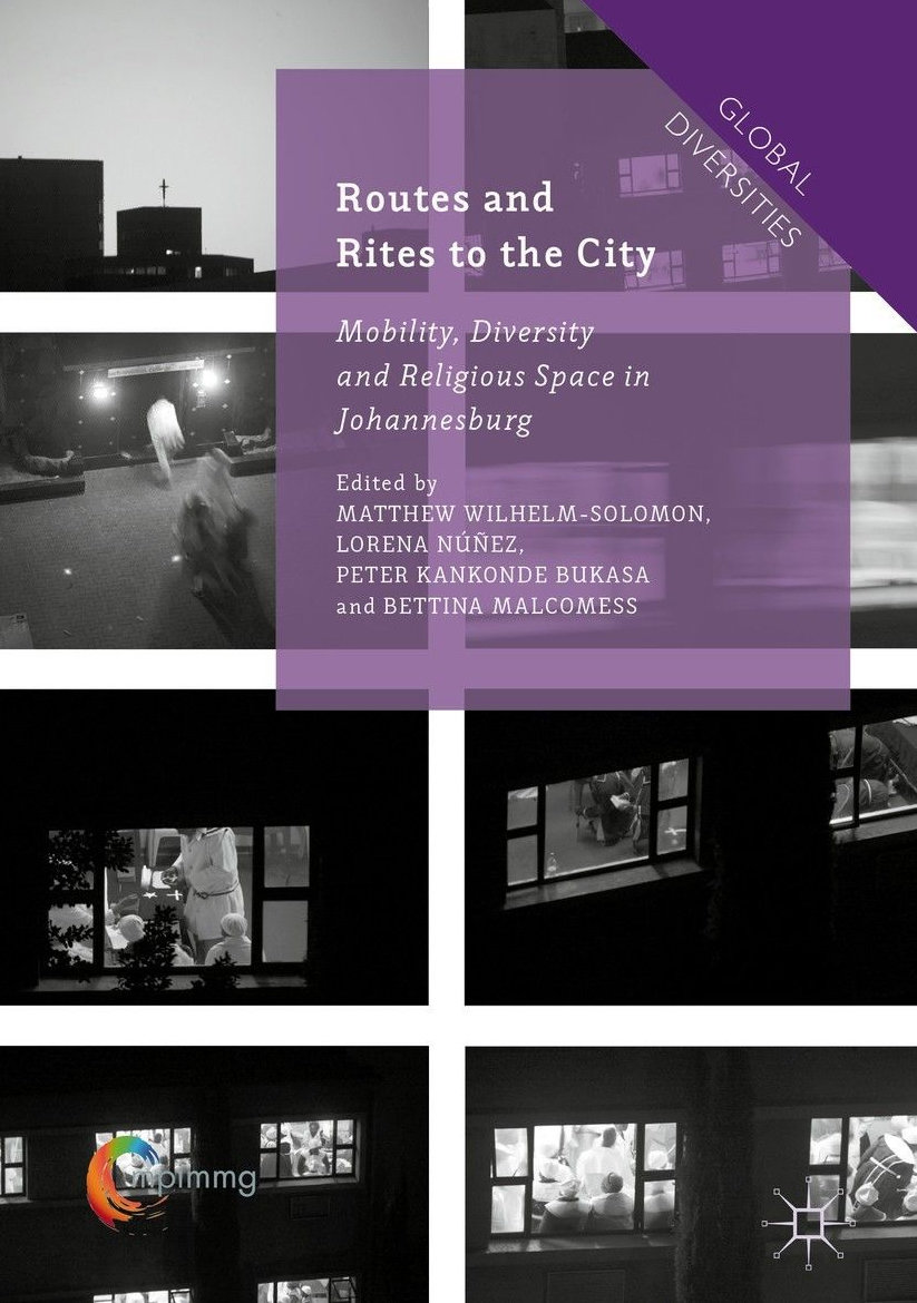 Routes and rites to the city: mobility, diversity and religious space in Johannesburg