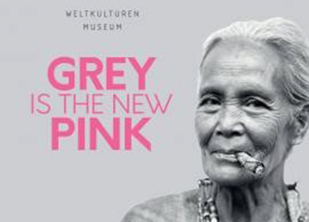 <p>Reflections on the 'Grey is the New Pink: Moments of Ageing' Exhibition</p>