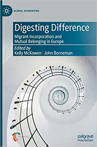 Digesting Difference. Migrant Incorporation and Mutual Belonging in Europe