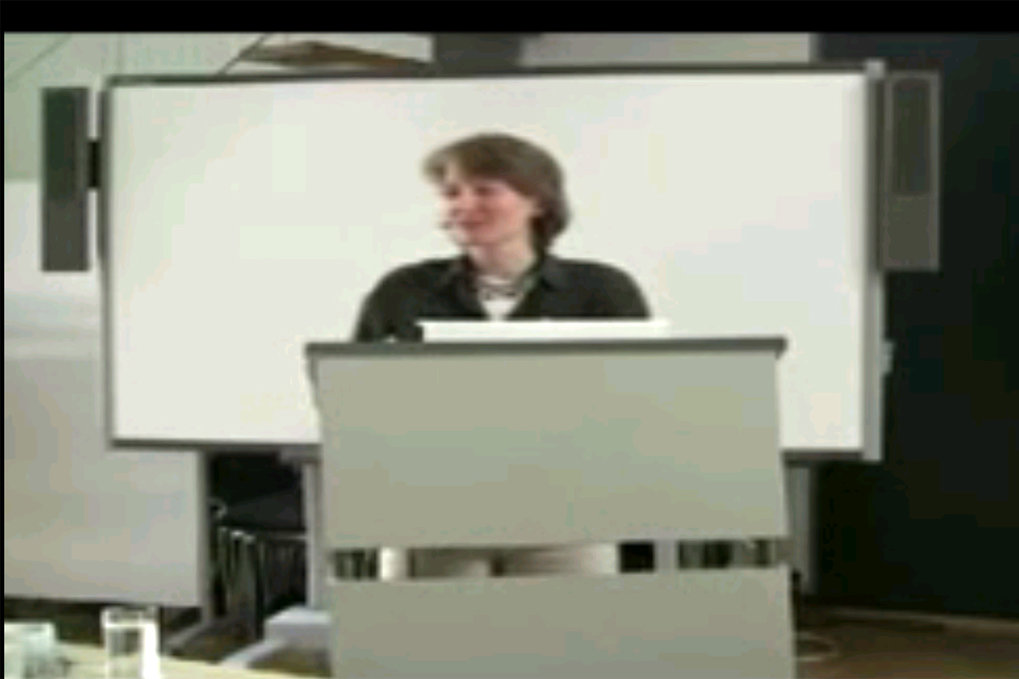Online lecture 2011-06-01
