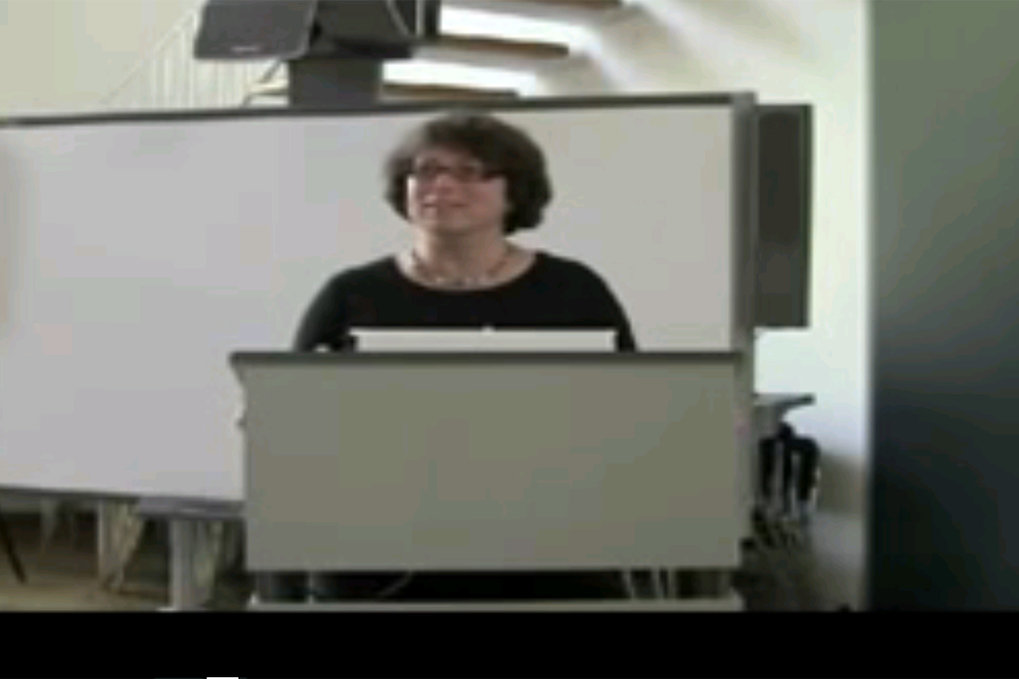 Online lecture 2011-05-18