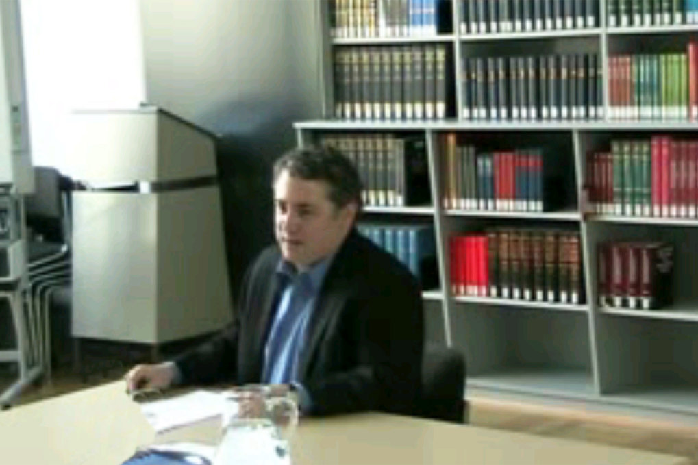 Online lecture 2010-04-28