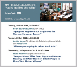 Forthcoming seminars, lectures | Max Planck Institute for