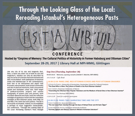 """Through the Looking Glass of the Local: Rereading Istanbul's Heterogeneous Pasts"""